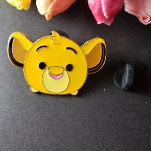 4/$25 Disney Lion King Simba Pin